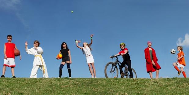 Sport per adolescenti