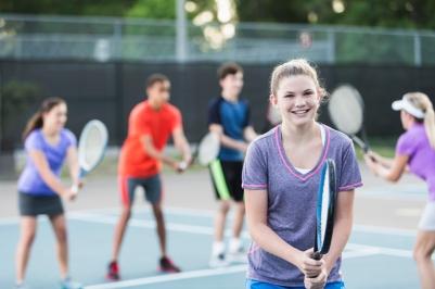 Tennis per ragazzi